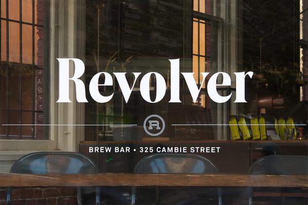 revolver 01 copy #logo #identity #branding