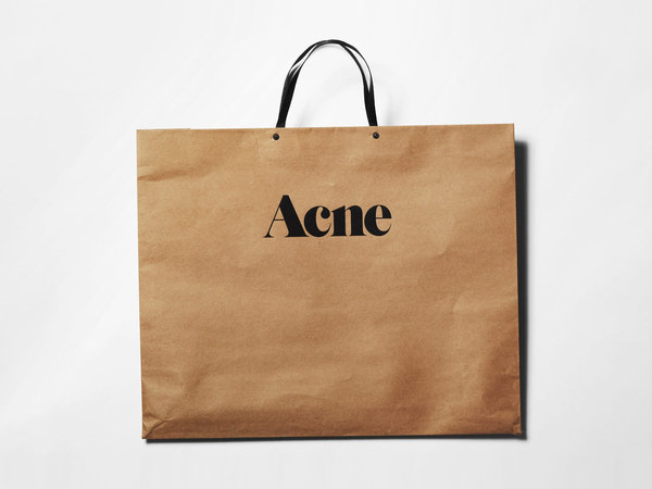 Daniel Carlsten Acne #packaging