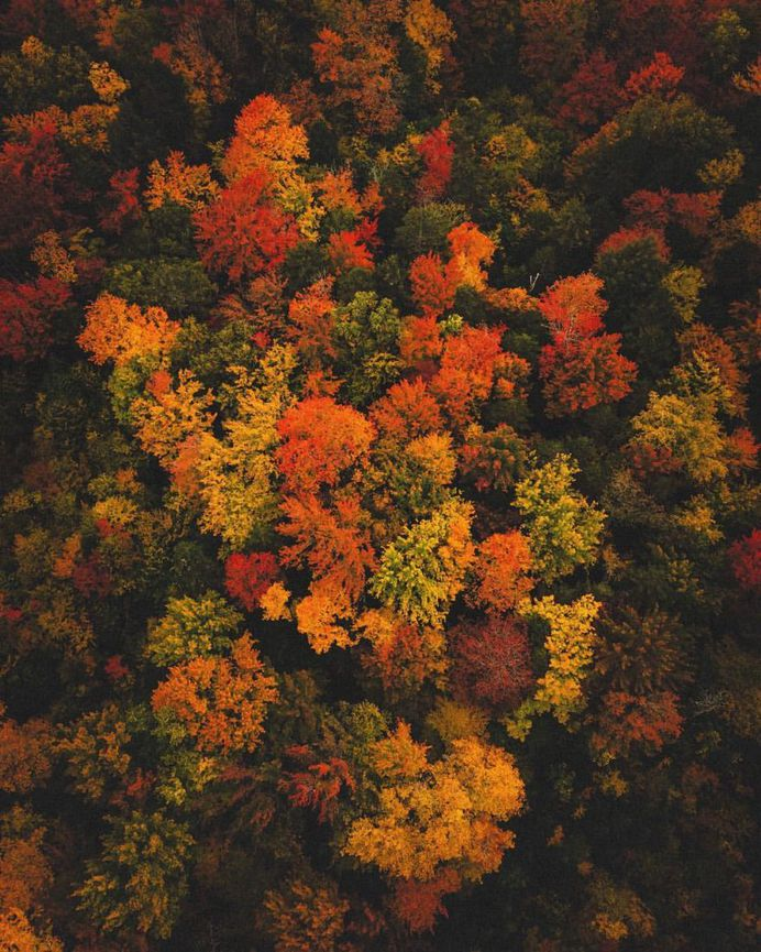 The USA From Above: Striking Drone Photography by Nathan Szwarc