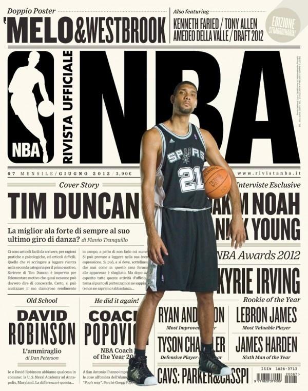 NBAITALIA2012junio #nba #publication
