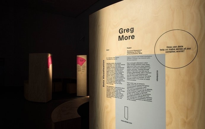 Exhibition and identity design