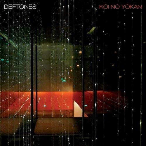 Koi No Yokan Covert Art #abstract #album #futuristic #sci #fi #cover #art