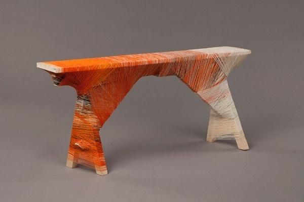 Anton Alvarez, Thread Wrapping Machine #design