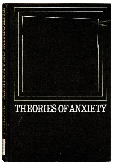 Theories of Anxiety #books #book #covers #cover #graphics