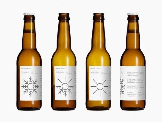 Bedow — Examples of Work — Packaging, Mikkeller #packaging #beer #bedow