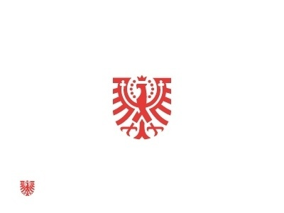 Dribbble - Tirol Adler by Steven Graham #adler #steven #icon #land #emblem #crest #eagle #tirol #logo #graham