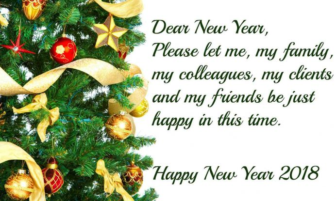 happy new year 2018 wishes wallpaper download free wallpapersbae