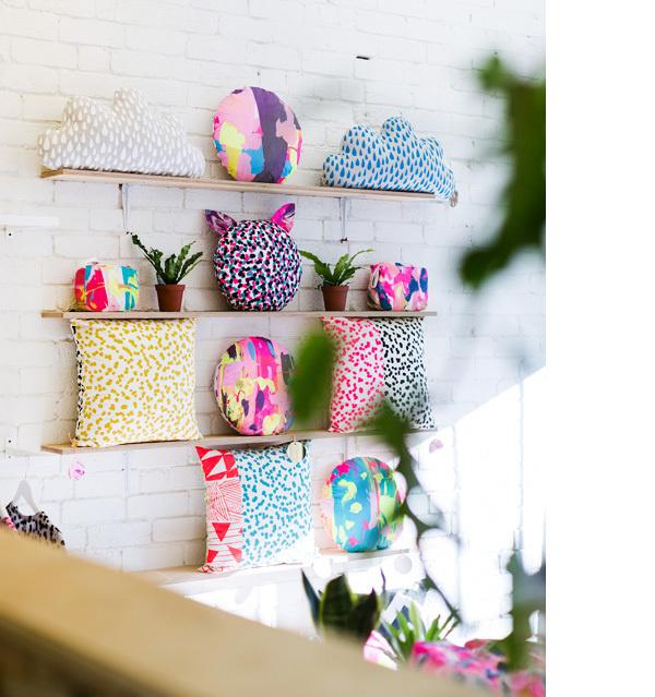 Harvest shelves #design #interiors #home
