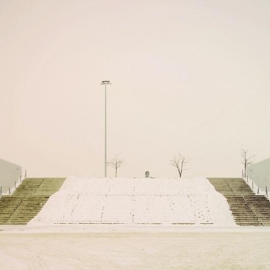 Winter Berlin (excerpts) : Matthias Heiderich #photography