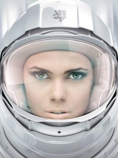 Image Spark - patacho2 #astronaut #design #space #photograph