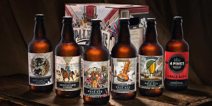 The Bastard Children Of The British Empire #beer http://www.thedieline.com/blog/2015/5/7/the-bastard-children-of-the-british-empire