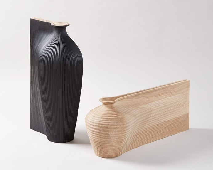 The Wish List – an exciting project which paired ten world-leading creative minds #hadid #vases #design #zaha