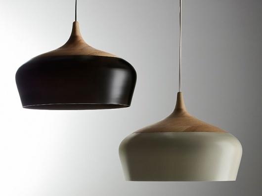 Coco Pendant - Coco Flip #lamp #coco #pendant #flip #wood