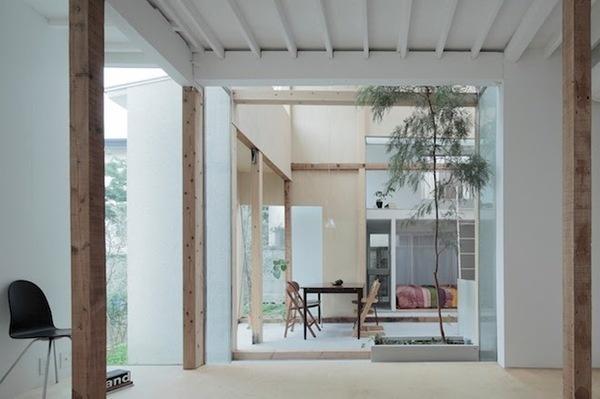 House Komazawa Park by miCo #interiors