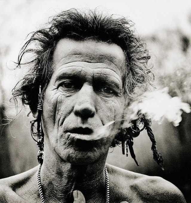 BW Celebrity Portraits by Anton Corbijn #inspiration #photography #celebrity