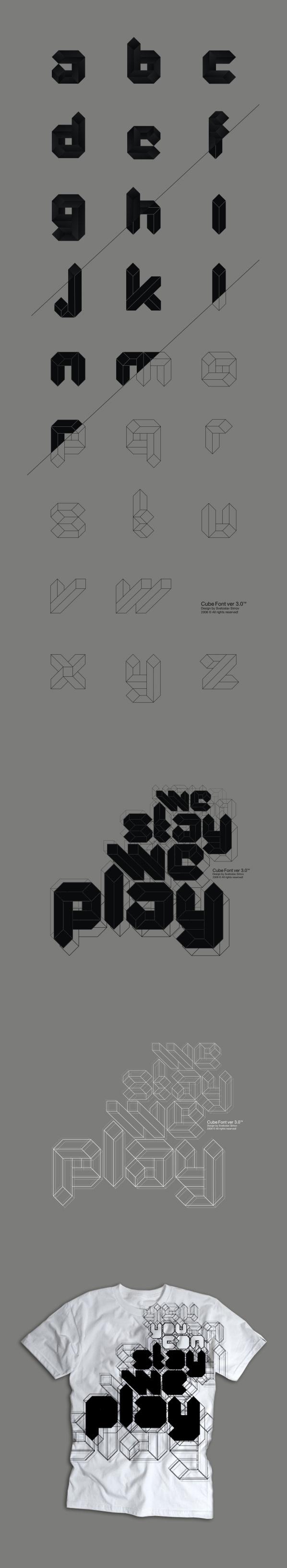 Quad #type #font #typography