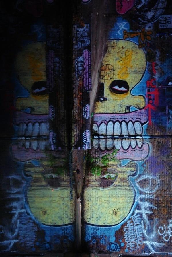 Lon Don 2012 on Behance #wallb #reflection #graffiti #london #art #street
