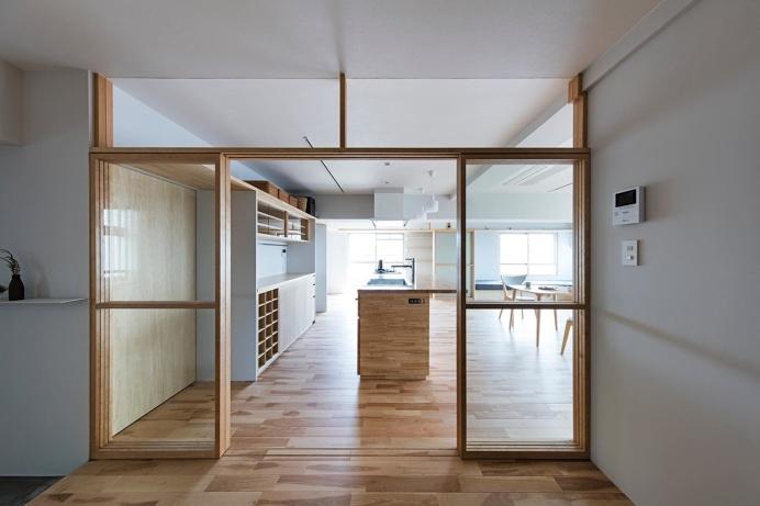 House in Higashi-matsuyama by Camp Design inc