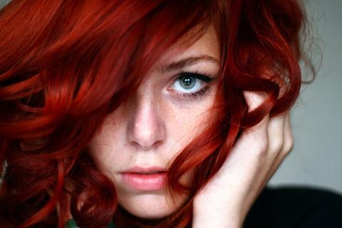 Soup - Everyone #hair #eyes #red #girl