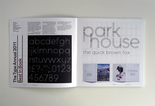 Creative Review - CR Type Annual: the winners #creative #design #review #graphic #typography