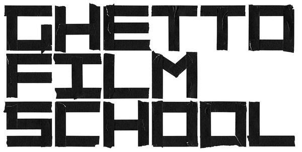 4: Ghetto Film School, New York, New York; Identity by Attack | 10 Inspiring Examples Of Small-Biz Branding | Co.Design: business + innovati #tape #color #black #identity #logo