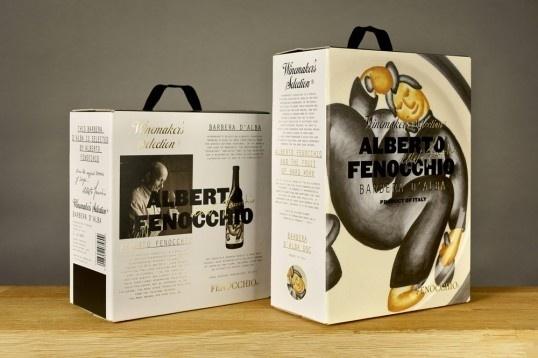 Winemaker's Selection #inspiration #packaging #design #graphic #craftsmanship #quality