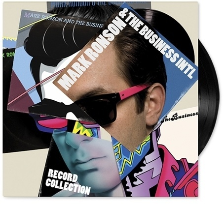 Big Active Blog » Mark Ronson's Record Collection #mark #collection #ronsons #record #mat #maitland