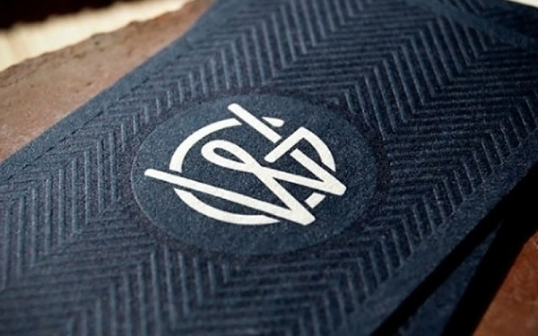 inspireworks #business #card #design #graphic #letterpress #logo