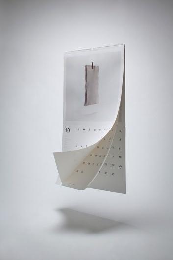 Help Save Paper (Wall Calendar) on the Behance Network #calendar