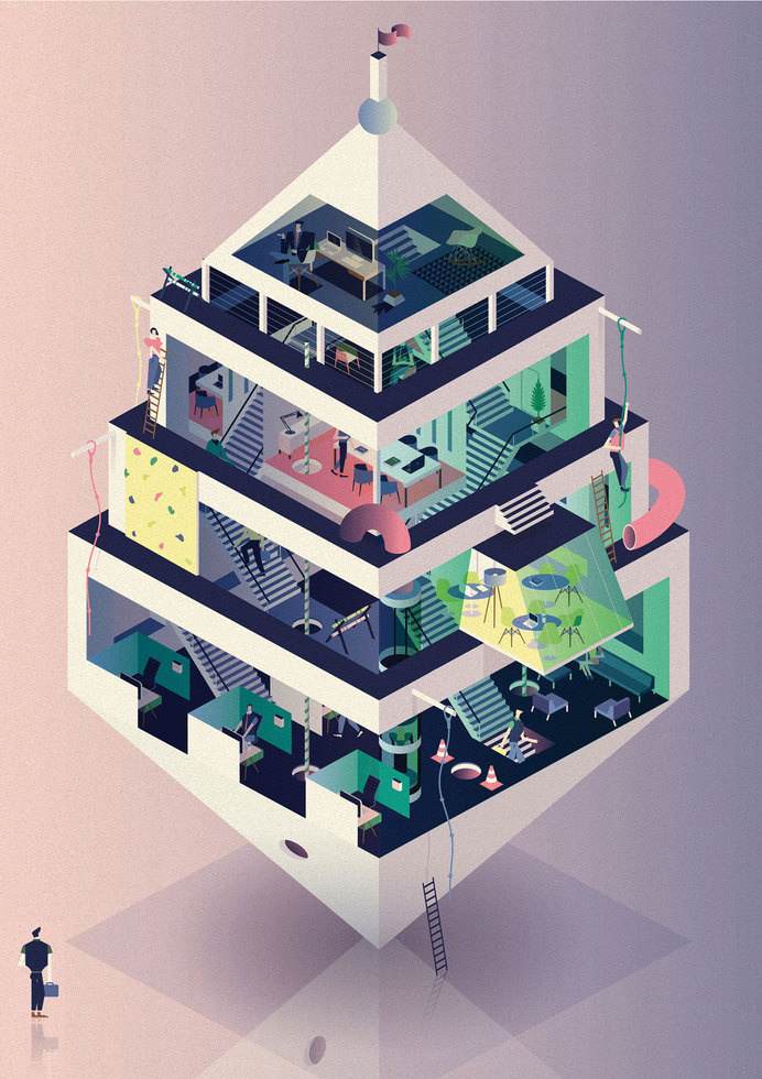 Cruschiform - POCKO #illustration
