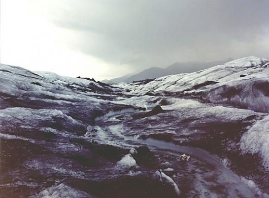 Nich Hance McElroy | Fubiz™ #snow #river #hills