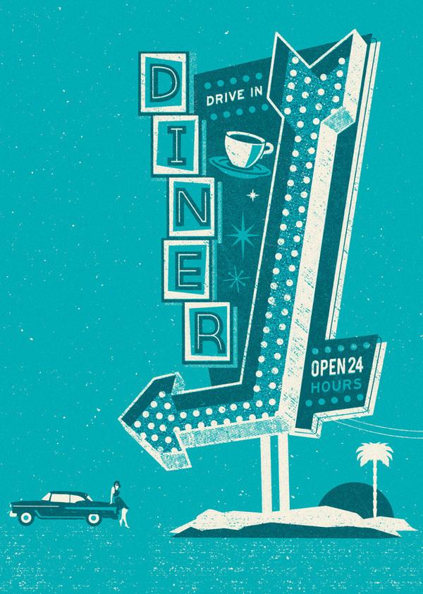 GUARDIAN TRAVEL COVER Telegramme #sign #illustration #travel