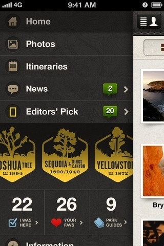 App Store - National Parks by National Geographic #iphone #app