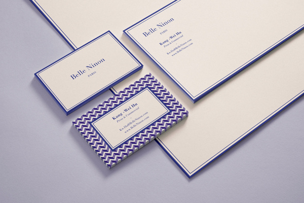Good design makes me happy: Project Love: Belle Ninon Stationery #stationary