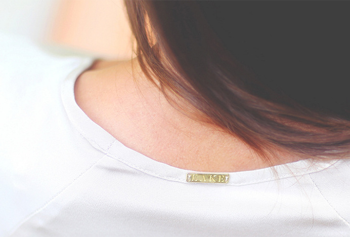 Lake by Nudge #clothes #label