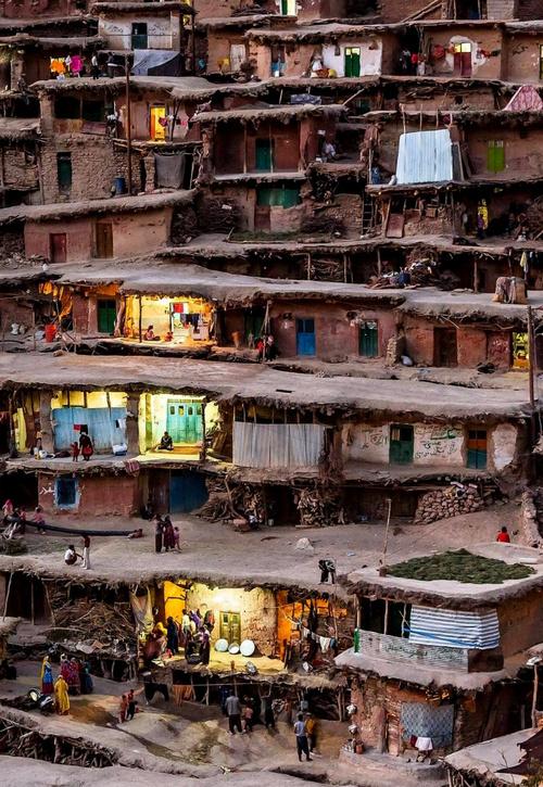 Image Spark dmciv #masuleh #urbanism #iran #architecture