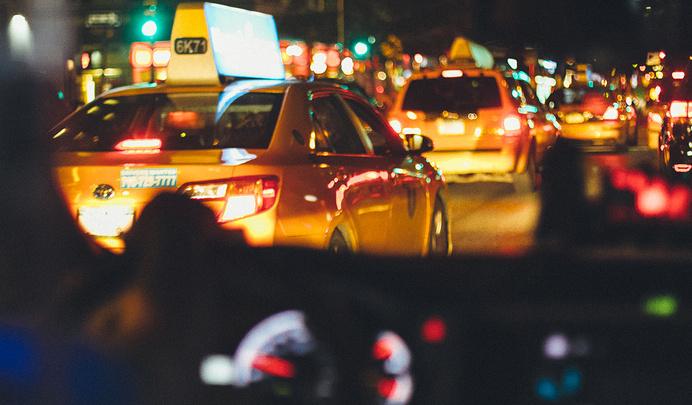 New York City #york #cab #new