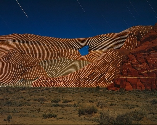 jim sanborn: topographic projections and implied geometries series #photography #geometry #geometric #nature