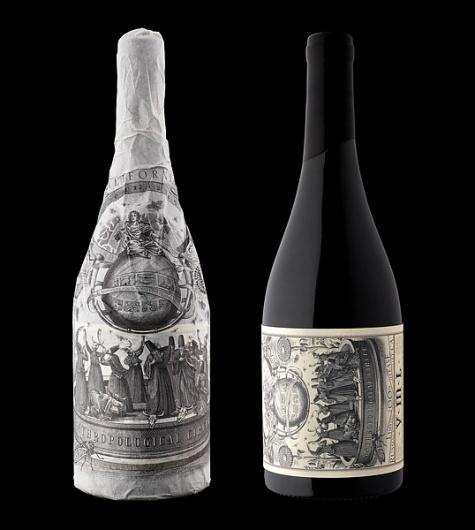 Förpackad CAP&Design - Nordens största tidning för kreativa formgivare #packaging #wine