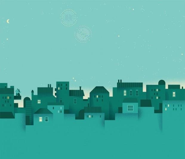 Lotta Nieminen - Google Calendar #illustration #app #calendar