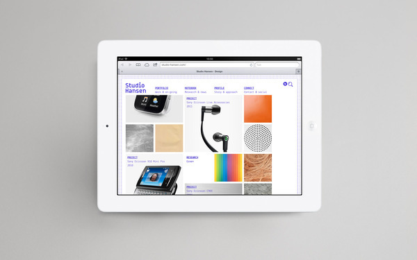 Studio Hansen #web