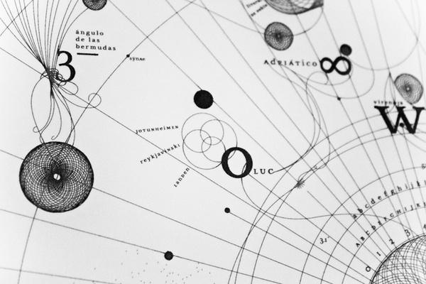 Cartola on Behance #maps #white #infographic #& #black #detail