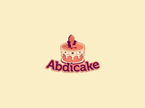 Logos on Behance #cake #logo