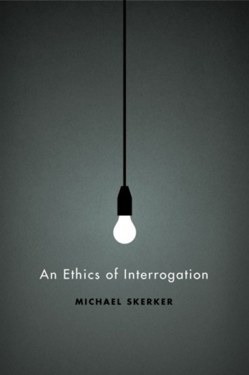 MatterPrinted › Curated covers of printed matter, An Ethics of Interrogation #cover #book