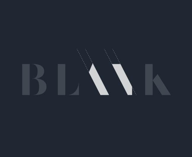 Blank Digital brand identity #id