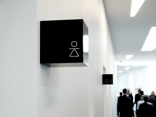 Identity | Stockholm Design Lab #signage #environmental #design #architecture