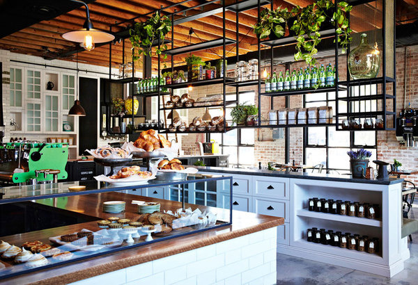 thegrounds coffee house Syndey Australia www.mr cup.com #interior #design #decor #restaurant #coffee #australia