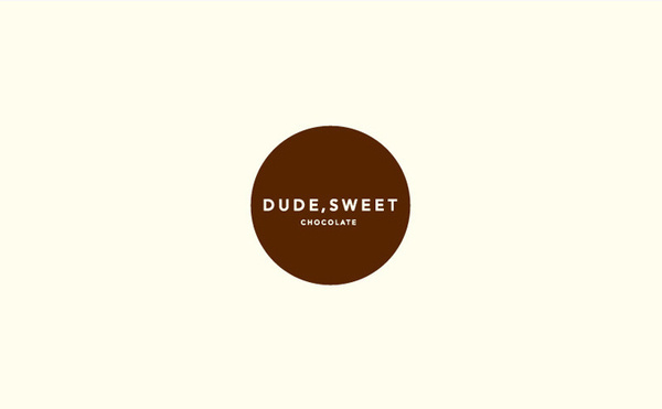 dude, sweet chocolate logo design #logo #design