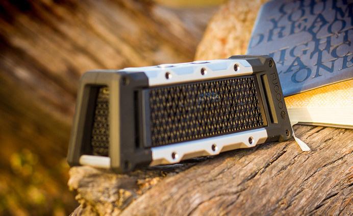 Fugoo Tough Bluetooth Wireless Speaker #tech #flow #gadget #gift #ideas #cool