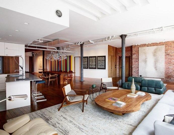 Chelsea Loft Apartment 9